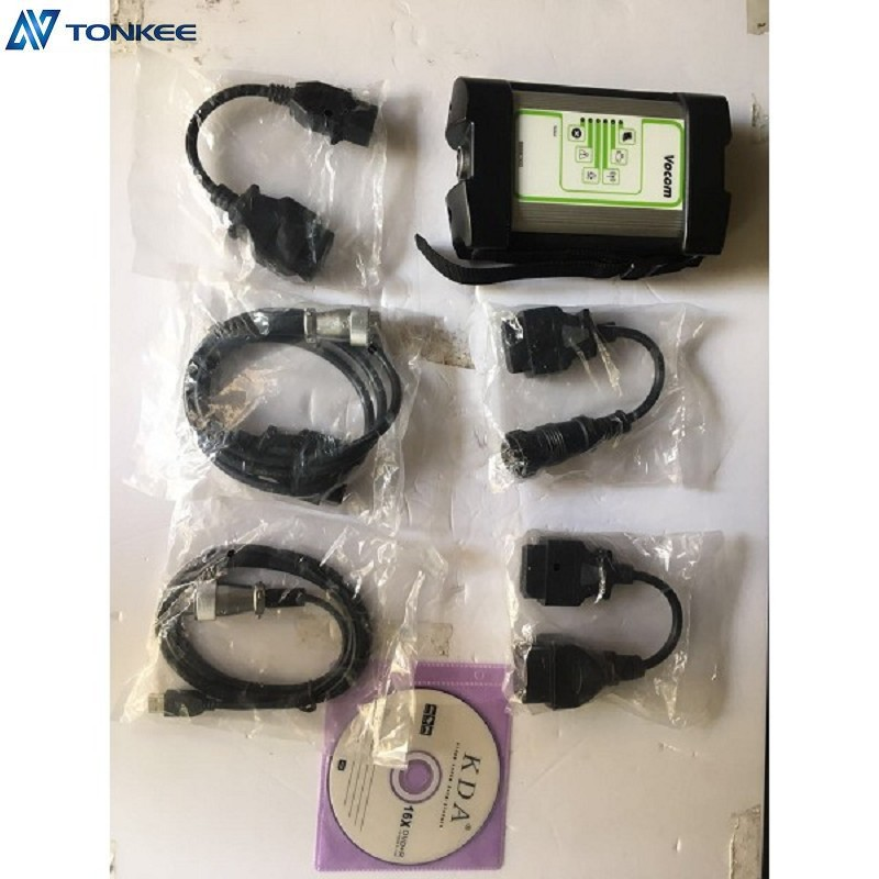 Vcads Communication Adapter Group, 88890300 construction equipment diagnostic Tool,