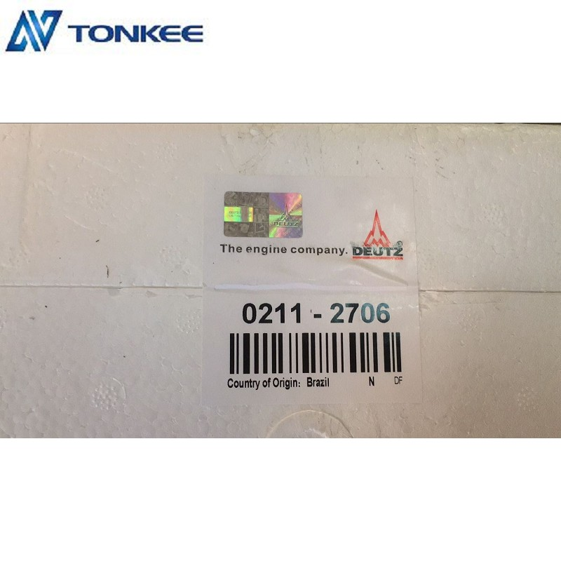 BOSCH Injector D7E Engine InJector  0414750004 Fuel injector for EC290B