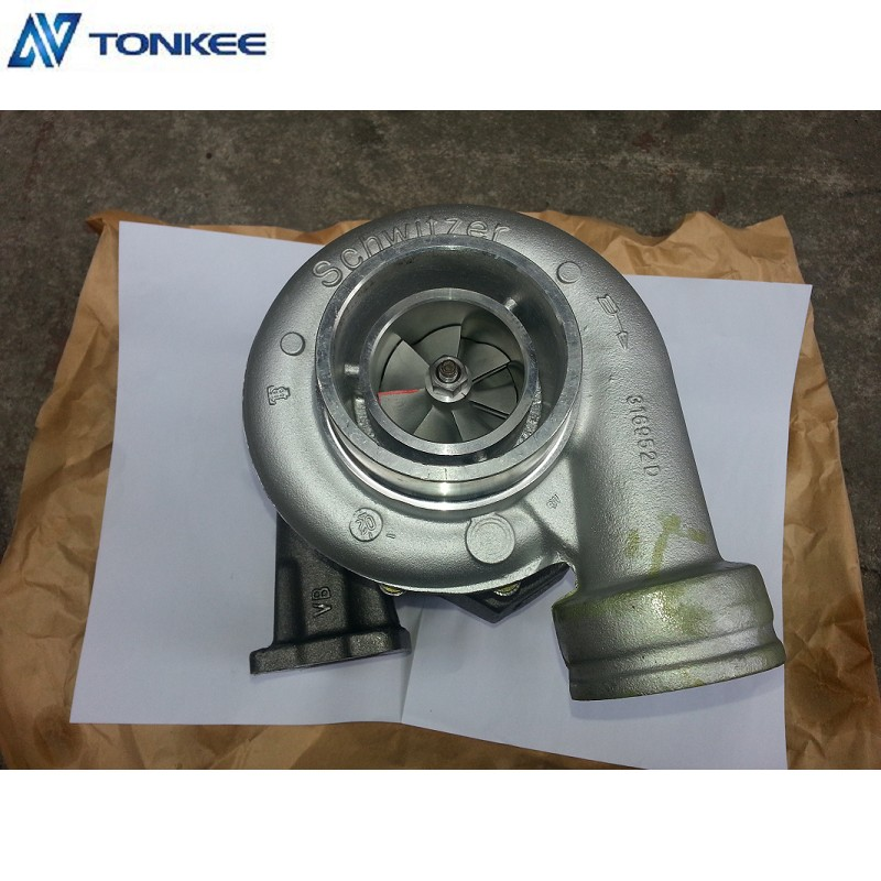 Prime 04294752 Turbo VOE 20873313 VOLVO OEM Excavator turbocharger EC210B turbo