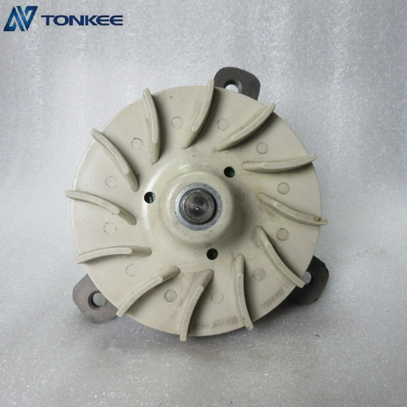 D12D Engine water pump for EC360B EC460B