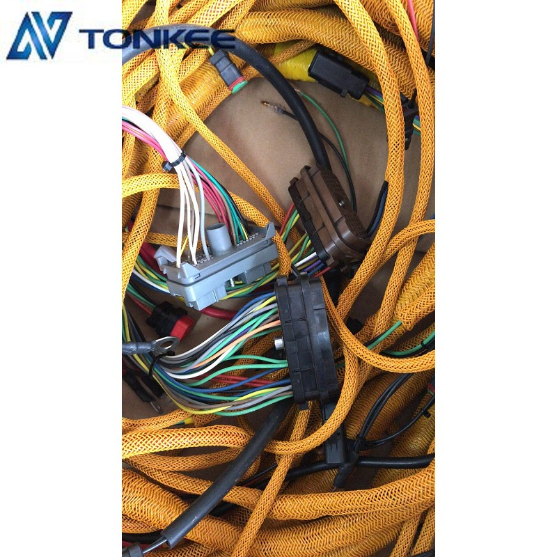 E320D Chassis wiring harness