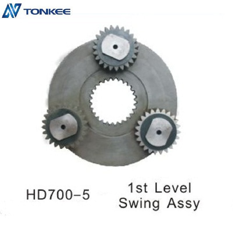 HD700-5 1ST level swing assy