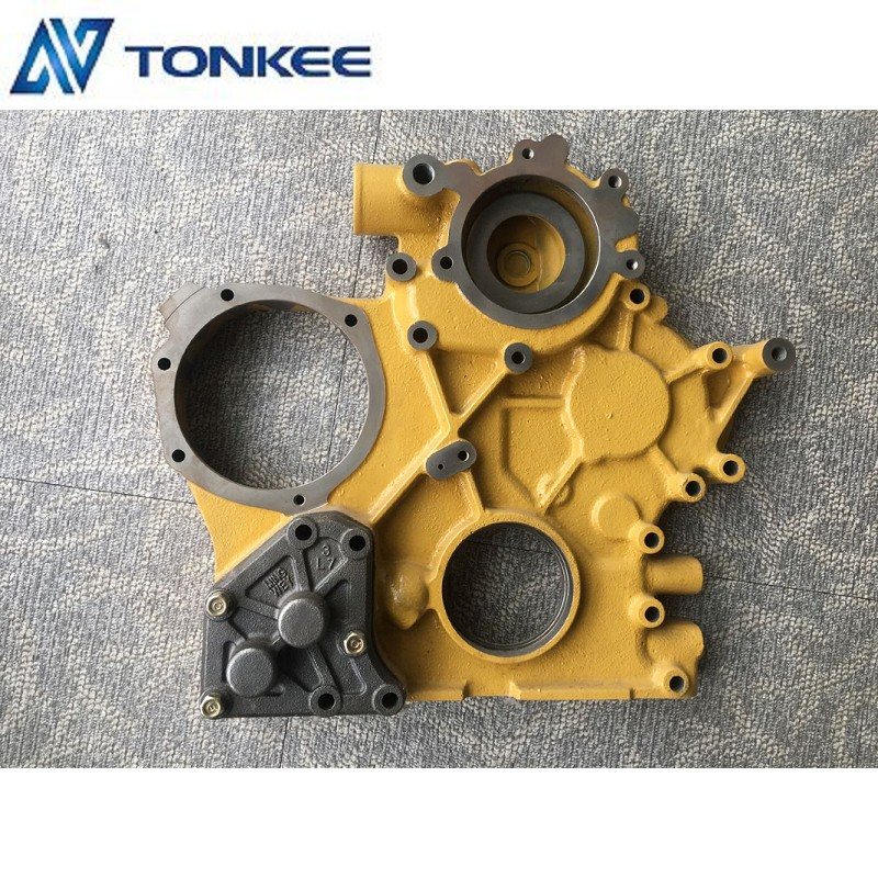 5I-7948 Diesel Engine oil pump E200B Excavator Oil pump CAT 200B Fuel oil pump