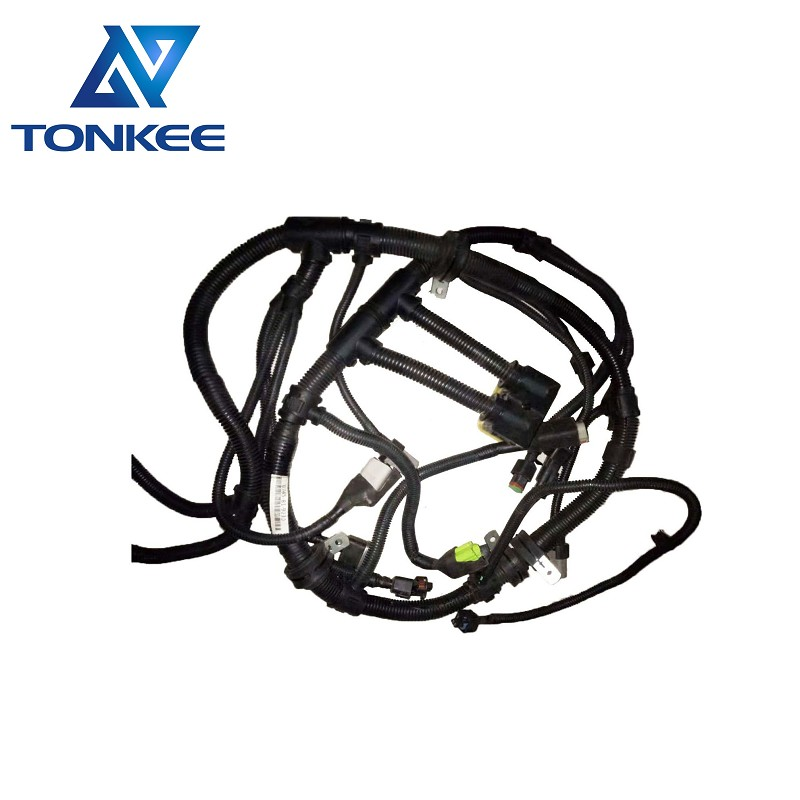 Good quality 6745-81-9230 Engine wiring harness PC300-8 Excavator wire harness