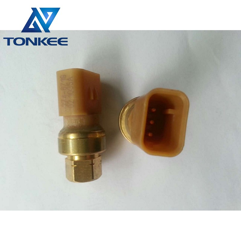 Electrical Parts 274-6718 Oil Pressure Sensor Switch for E320D