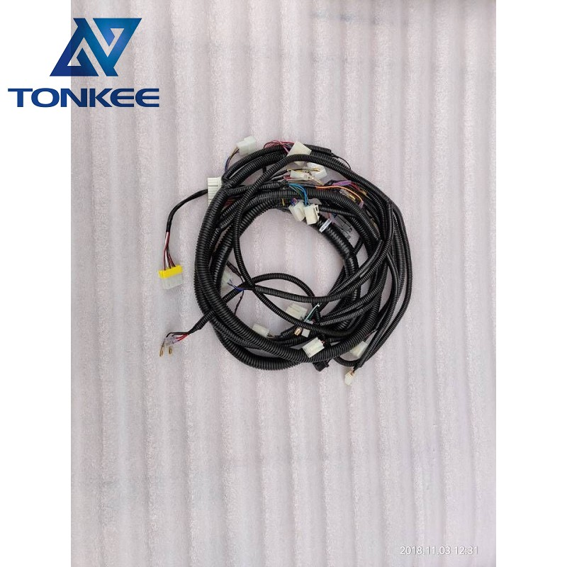 SK350-8 Inside Wire harness KOBELCO SK350-8 internal Outside cabin wire harness