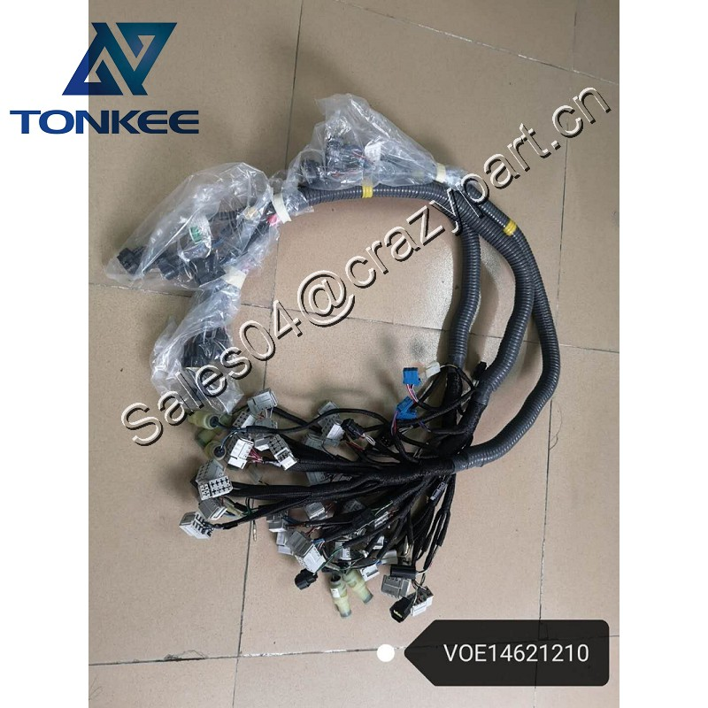 14621210 VOE14621210 Cable harness EC140B EC200B EC210B EC240B EC290B EC330B EC360B EC460B EC700B Engine wire harness