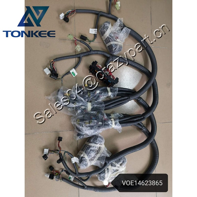 14623865,VOE14623865 cable harness, EC140B EC200B EC210B EC240B EC290B EC330B EC360B EC460B Engine wire harness, wire harness