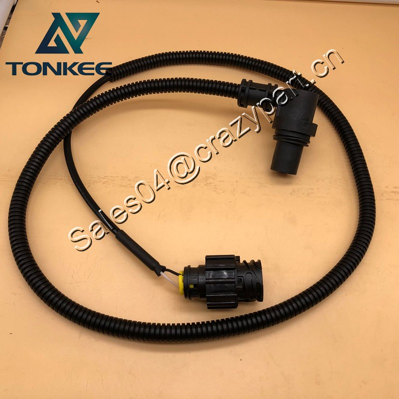 VOE20508011 20508011 crankshaft sensor EC360B A35E EC330C EC460C L150F L180F L220F D12D engine crankshaft speed sensor