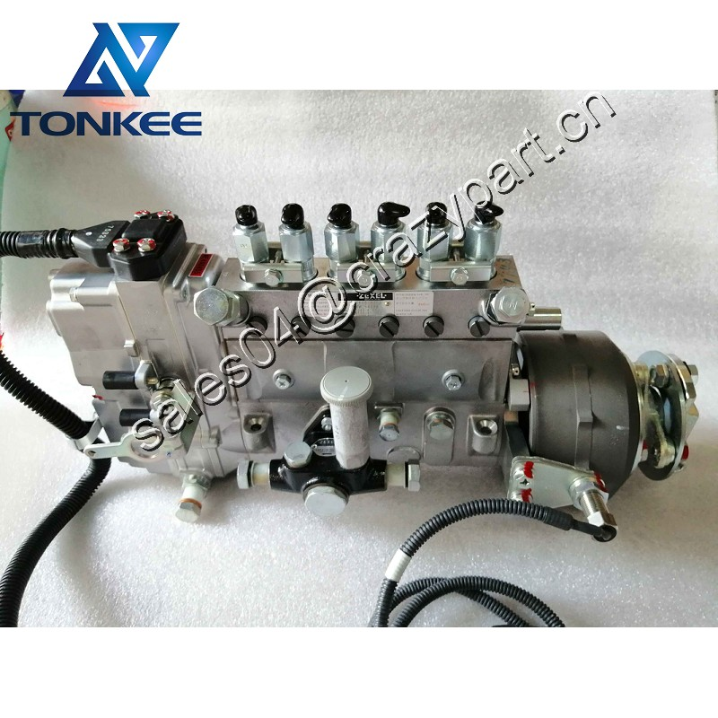 ME440455 101608-6353 101060-6790 49-54 N•M ZEXEL diesel injection pump SK330-6E SK350-6E 6D16 6D16T engine fuel injection pump